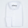 Dress Shirt - White (french)