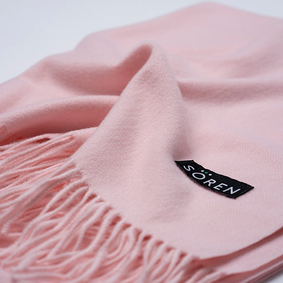 Ultra Soft Scarf - Pink