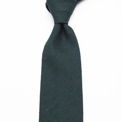 Luxury Shantung Silk - Green