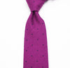 Luxury Shantung Silk - Fuchsia