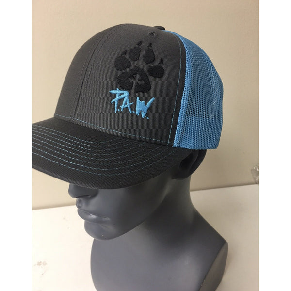 P.A.W Logo Caps Snap-Back