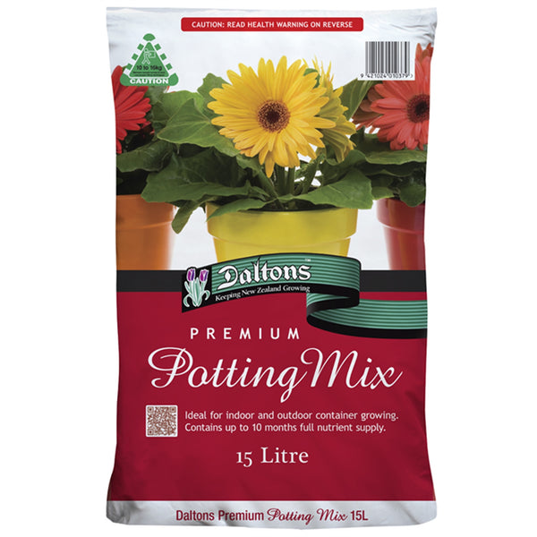 Daltons Premium Potting Mix 15L