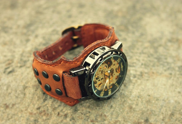 INTRODUCING THE 'COUNTRY' WRISTWATCH.