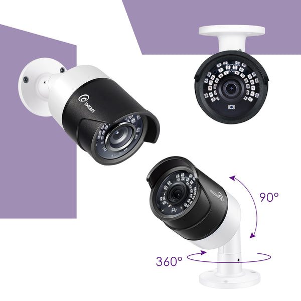 88081-1080p Full HD 4-in-1 Outdoor Security Bullet Camera