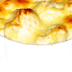 Organivores Cauliflower Gratin Recipe