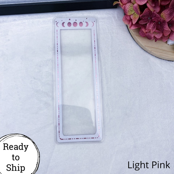 A5 TN Light Pink Moon Phase Tab - Ready to Ship