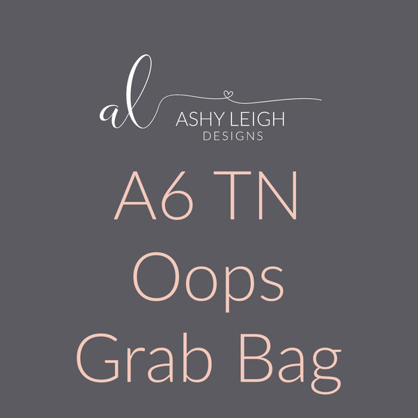 A6 TN Grab Bag - Ready to Ship