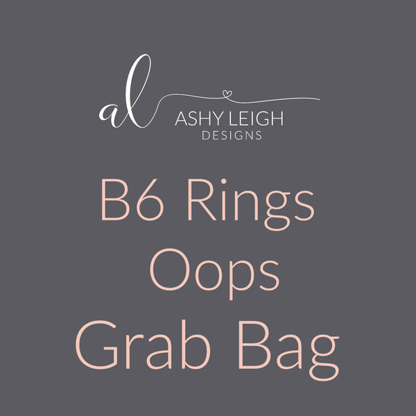 B6 Rings Grab Bag - Ready to Ship