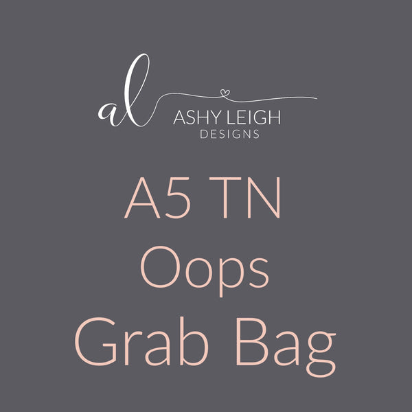 A5 TN Grab Bag - Ready to Ship