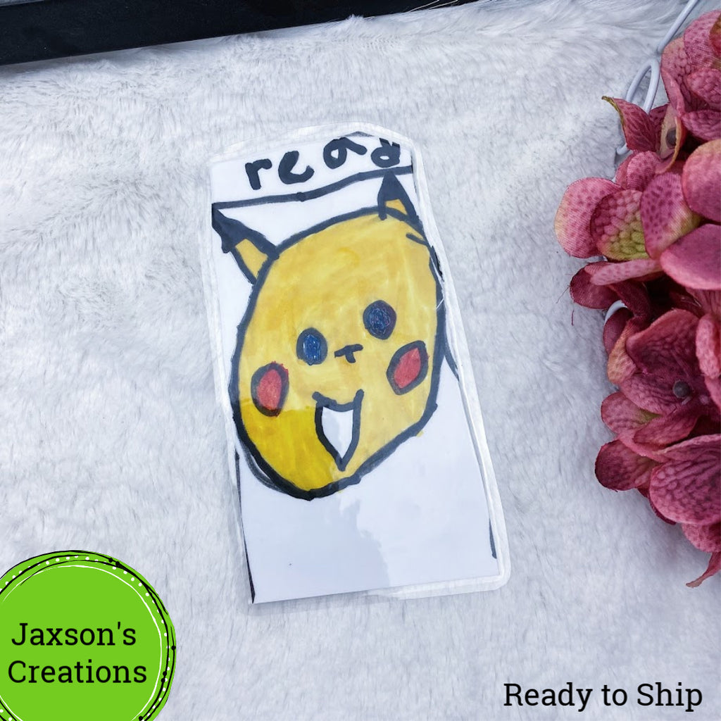 Jaxson's Creation Read Pikachu