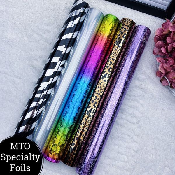 MTO Specialty Foil Upgrade (MTO Only)
