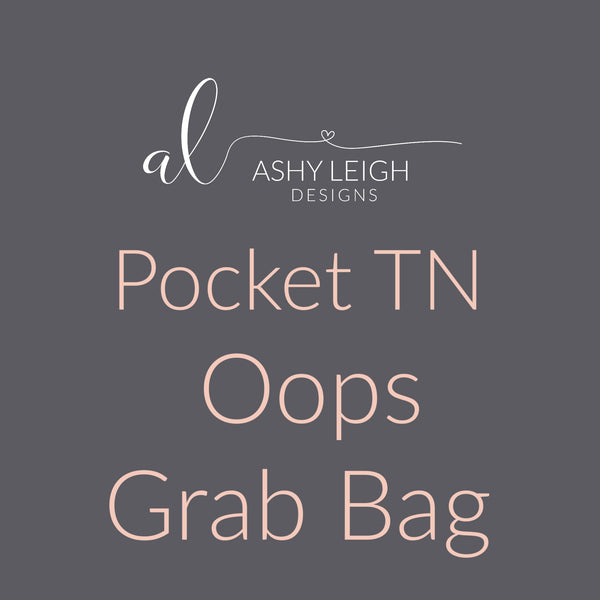 Pocket TN Grab Bag - Ready to Ship