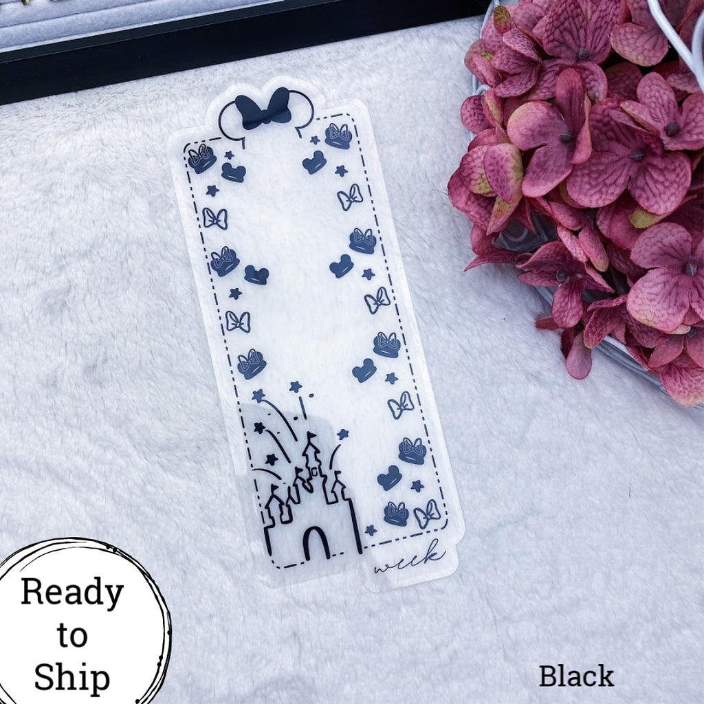 Weeks Black Magical Dashboard - Ready to Ship