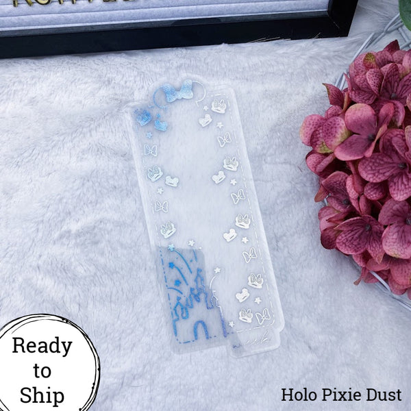 Weeks Holo Pixie Dust Magical Dashboard - Ready to Ship