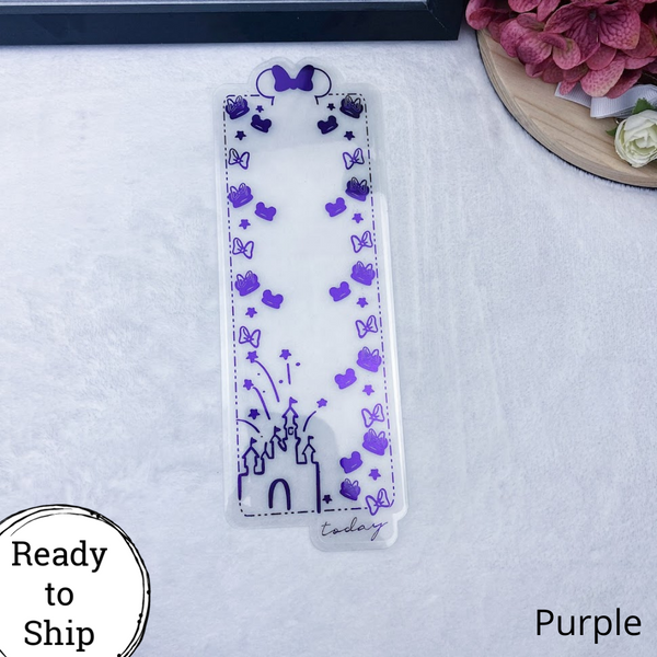 Standard TN Purple Magical Dashboard - Ready to Ship