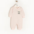 ACORN - Baby - Playsuit - Deer Pocket