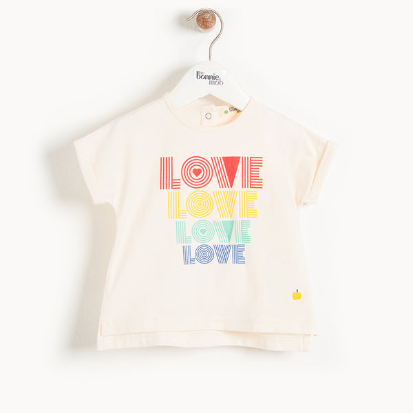 BARBADOS - Kids T-Shirt  LOVE