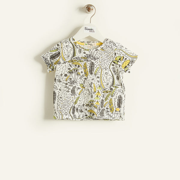 BING - Baby - Tshirt - Yellow