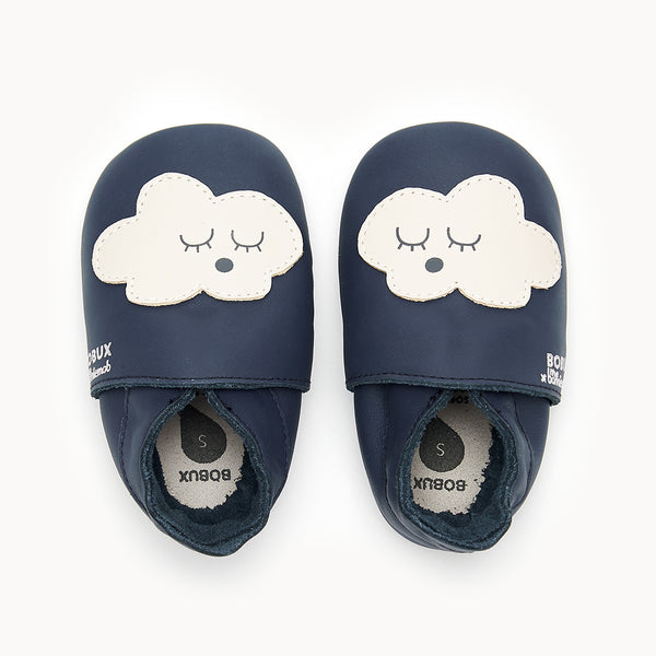 CLOUD - Baby Cloud Soft Sole Shoe NAVY