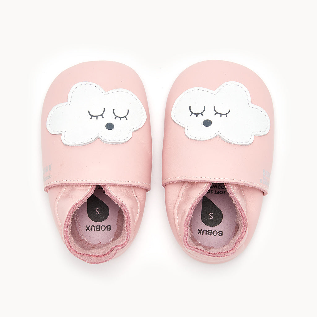 CLOUD - Baby Cloud Soft Sole Shoe BLOSSOM