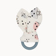 COMFORT - Baby - Teether Ring - Mushroom Print