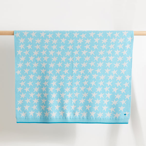 CONSTELLATION - Blanket - PALE BLUE