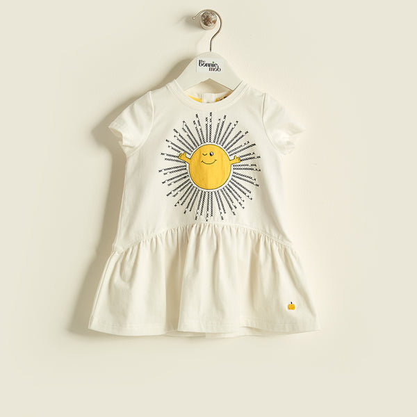 COSTELLO - Kids - Dress - SUNSHINE