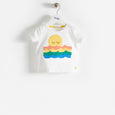 COOKIE - Kids - Tshirt - CREAM