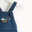 DIVA - Denim Terry Pinafore Dress - Kids Girl - Denim