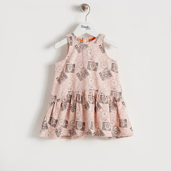 DOLLY - Baby - Dress - PINK