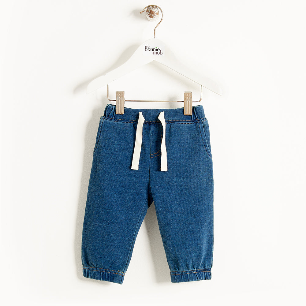FLEETWOOD - Baby - TROUSER - DENIM