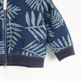HAKOLO - Kids - Cardigan - DENIM PALM PRINT