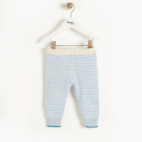 HALO - Baby Knitted Trouser BLUE