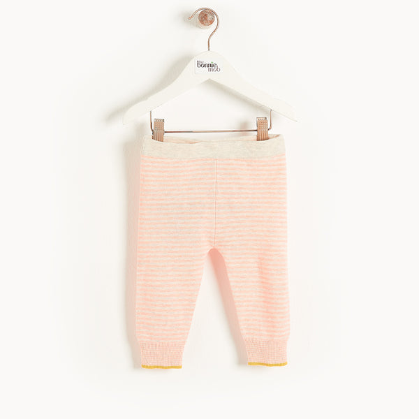 HALO - Baby Knitted Trouser PEACH