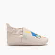 ICE LOLLY - Baby Ice Lolly Soft Sole Shoe MILK