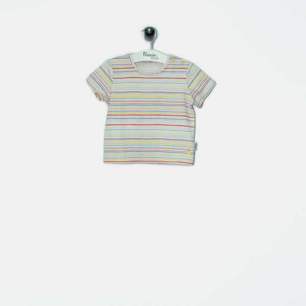 L-STAN - Kids - Tee - RAINBOW STRIPE