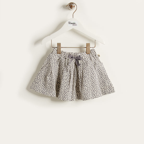JANIS - Kids - Skirt - Grey