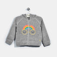 L-CURTIS-Velour Applique Zip Hoodie-Baby-Grey