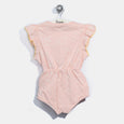 L-DELIA-Okay La Shorty Romper-Kids Girl-Blush