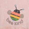 L-ESME-Bee Happy Dress-Kids Girl-Blush
