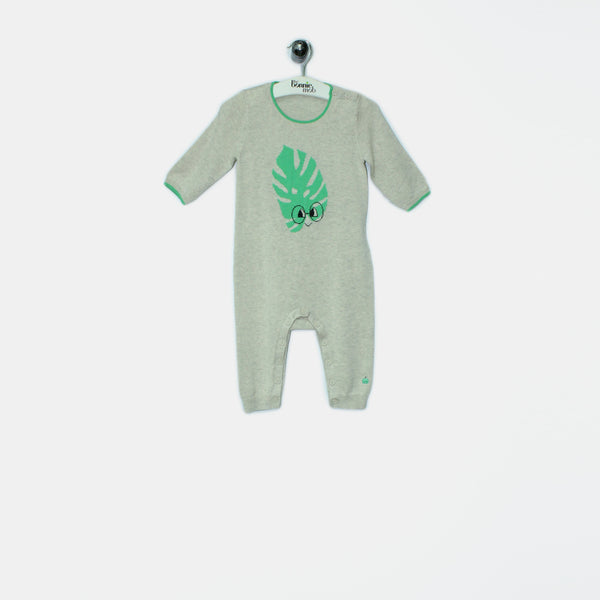 L-GRAHAM - BABY - Playsuit - GRASS