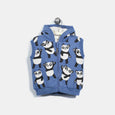 L-GUS-Panda Repeat Gilet-Baby-Denim
