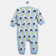 L-PETE-Pelican Repeat Romper-Baby-Light Denim