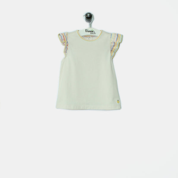 L-SIENNA - Kids - Dress - IVORY