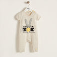 LENNON - Baby - Playsuit - PUTTY