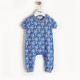 MOLOKO - Playsuit - Baby Boy - Blue