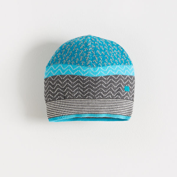 OSSIE - Baby - Hat - BLUE