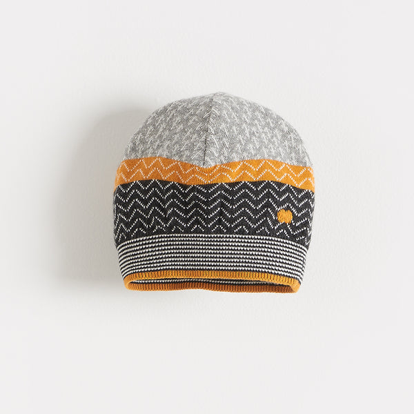 OSSIE - Baby - Hat - GREY