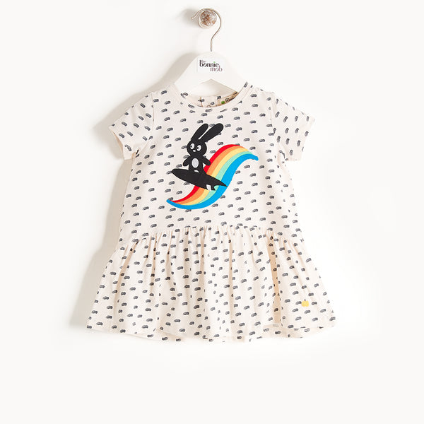 PAIGE - Kids - Dress - SURF BUNNY