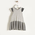 PICCOLO - Kids - Dress - MONOCHROME